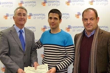 Primer Residente de España en recibir un diploma de acreditación de la sociedad.